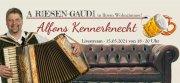Erleben Sie Alfons Kennerknecht live aus unserem Alpenhotel Oberstdorf